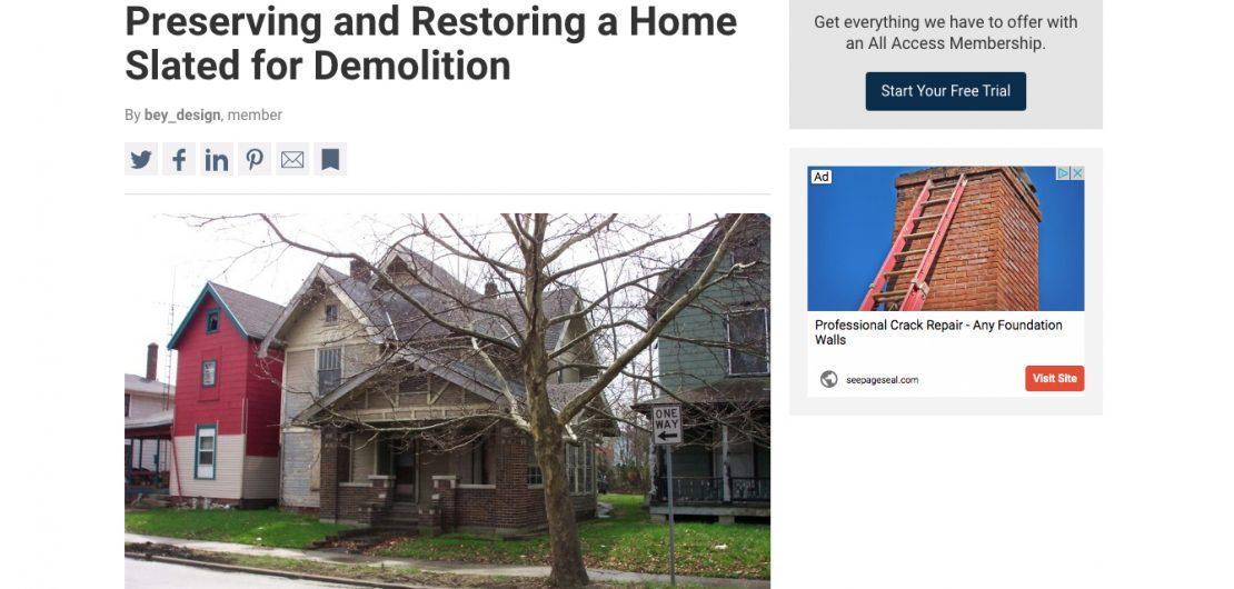 Fine Homebuilding 2017 Houses Awards